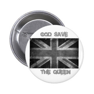 Badge God Save The Queen