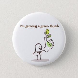 Badge - Growing a green thumb