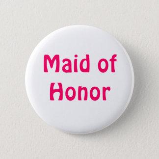Badge - Maid of Honor