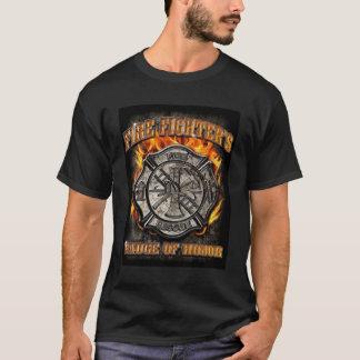 Badge Of Honor T-Shirt