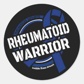 Badge...RA Classic Round Sticker