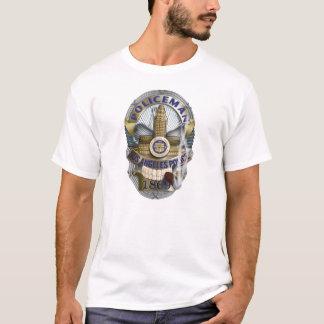 Badge Skull T-Shirt