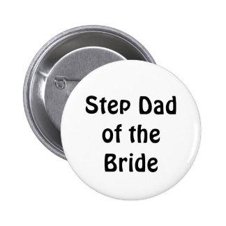 Badge - Step Dad of the Bride