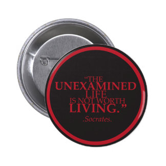 Badge with a meaningful quote buttons