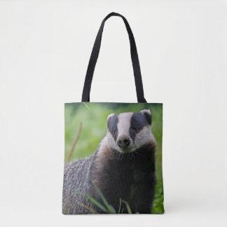Badger All Over Print Bag