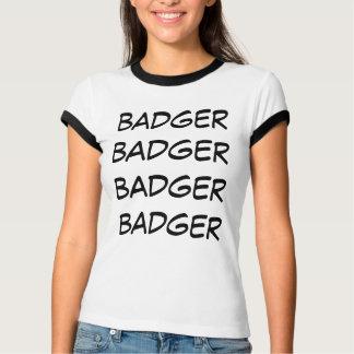 badger badger badger badger T-Shirt