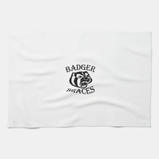 Badger Brace Kitchen Towel