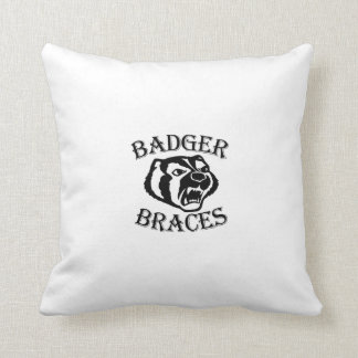 Badger Brace Pillow