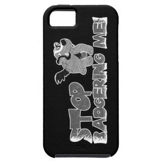 Badger iPhone 5 Case
