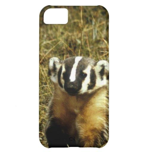 Badger iPhone 5C Case