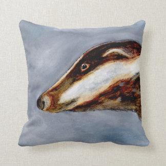 Badger cushion (a246)