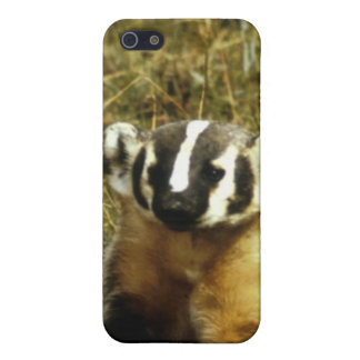 Badger iPhone 5/5S Covers