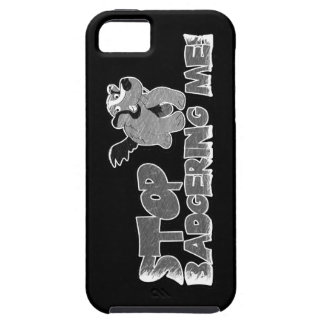 Badger iPhone 5 Case