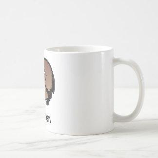 Badger. Mugs