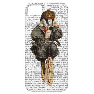 Badger on Vintage Bicycle Case For The iPhone 5