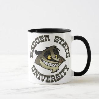 Badger State Mug