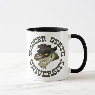 """Badger State University"" Mug"