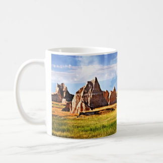 Badlands Coffee Mug