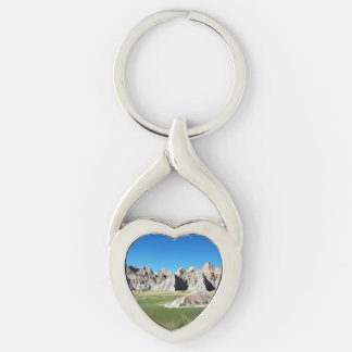 Badlands Key Ring