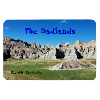 Badlands Magnet