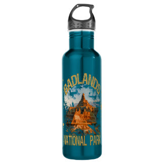 Badlands National Park 710 Ml Water Bottle