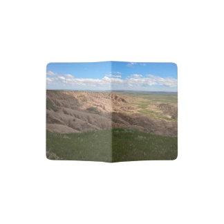 Badlands South Dakota Shadows and Light Passport Holder