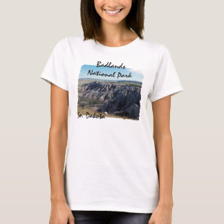 Badlands, South Dakota T-Shirt