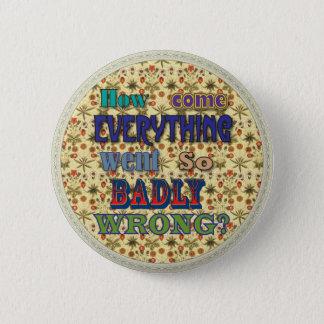 Badly Wrong Badge