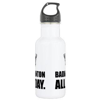 Badminton All Day 532 Ml Water Bottle