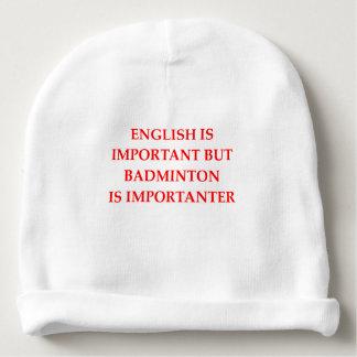 BADMINTON BABY BEANIE