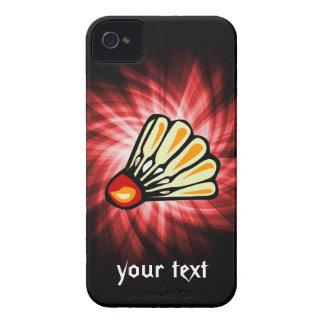 Badminton Birdie iPhone 4 Case-Mate Cases