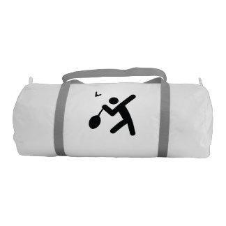 BADMINTON | cool sport icon Gym Bag