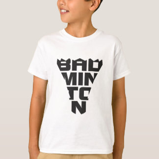 Badminton Kids' T-shirt