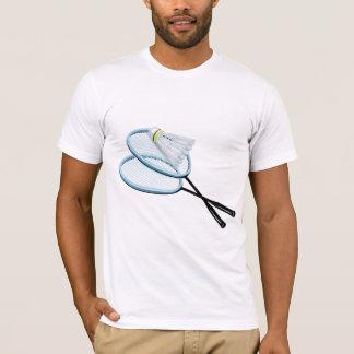 Badminton Mens T-Shirt