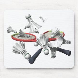 Badminton Mouse Pad