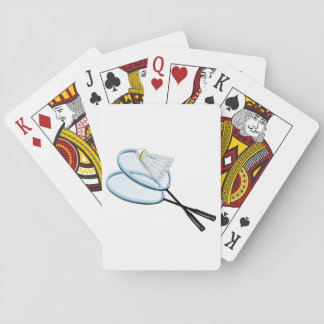 Badminton Playing Cards