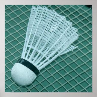 Badminton  Posters