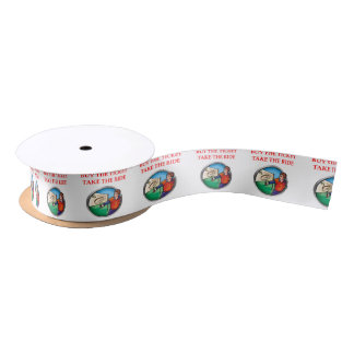 badminton satin ribbon
