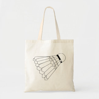 Badminton Shuttle Tote Bag