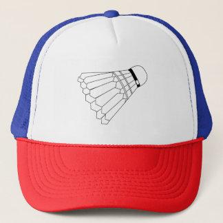 Badminton Shuttle Trucker Hat