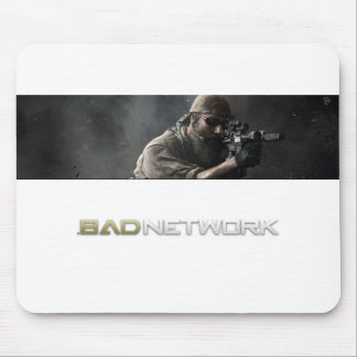 Badnetwork Mouse Pad