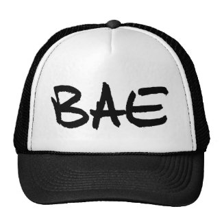 BAE - Before Anyone Else Trucker Hats