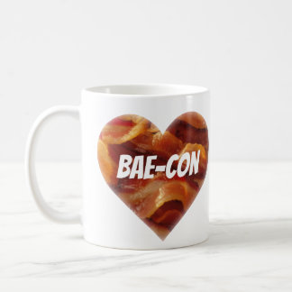BAE-CON - For Bacon Lovers Everywhere Coffee Mug