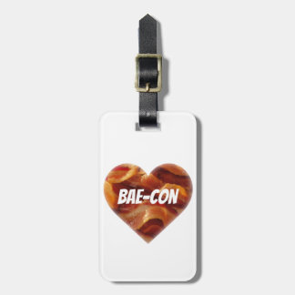 BAE-CON - For Bacon Lovers Everywhere Tag For Bags