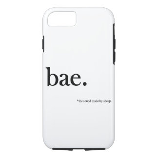 Bae iphone case