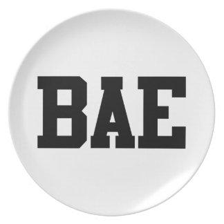 Bae Plate