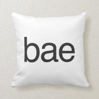 bae throw pillow