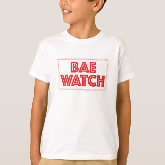Bae watch funny bay watch movie reference T-Shirt