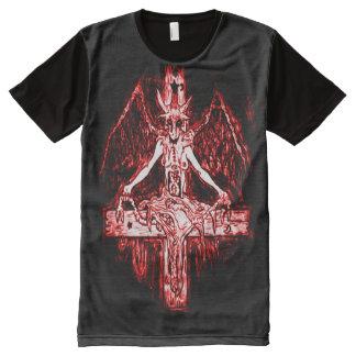 Bael Unholy Communion Demon Airbrush Art All-Over Print T-Shirt