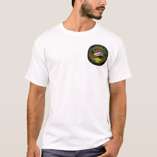 Bael's Iraq deployment t-shirt